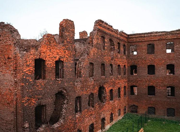 История Крепости Орешек: от появления до наших дней