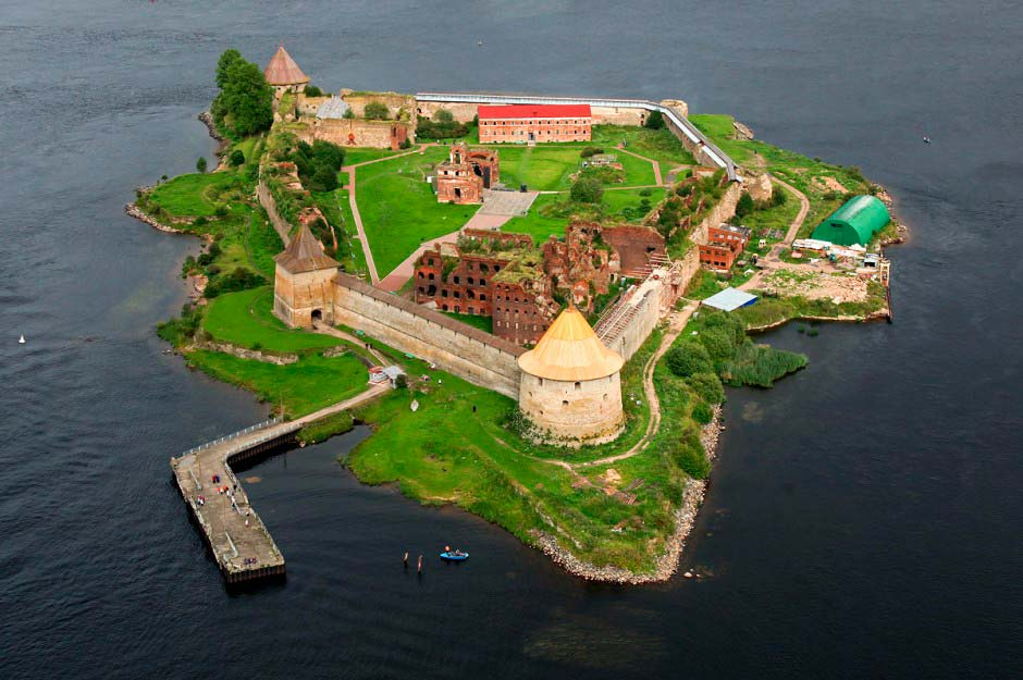 About the Oreshek fortress