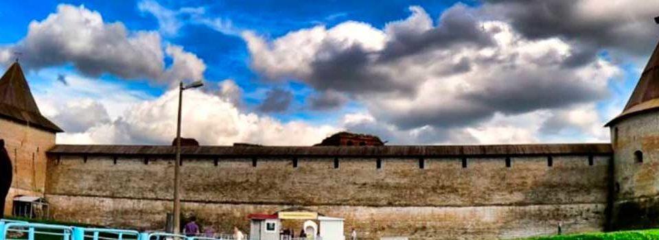 Идея для уик-энда: провести выходные в крепости Орешек?