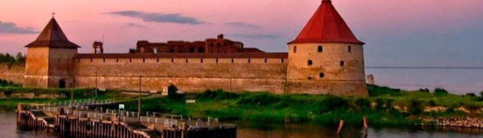 Вплавь от Крепости Орешек до Финского залива?!