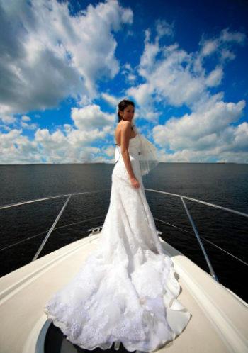 Почему аренда теплоходов для свадьбы - это отличная идея?