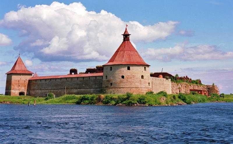 Что блогеры пишут о Крепости Орешек?