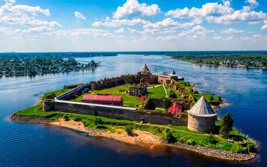 Метеор до Крепости Орешек из Санкт-Петербурга